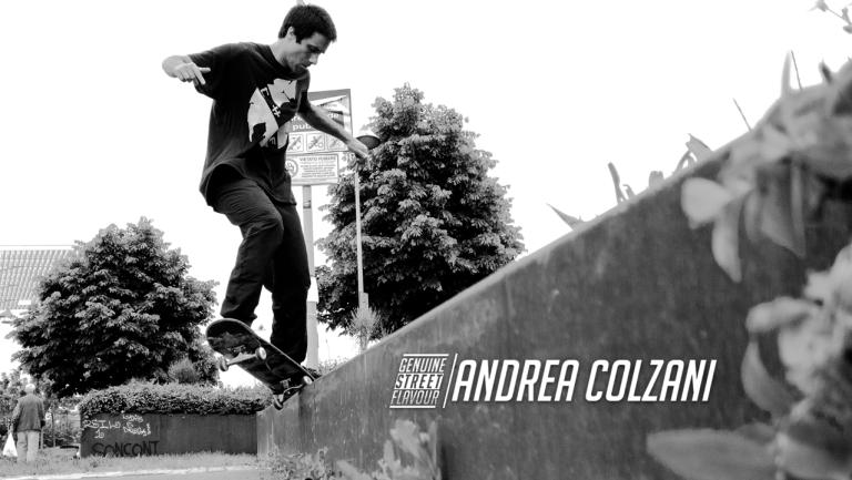 Andrea Colzani Genuine Street Flavour