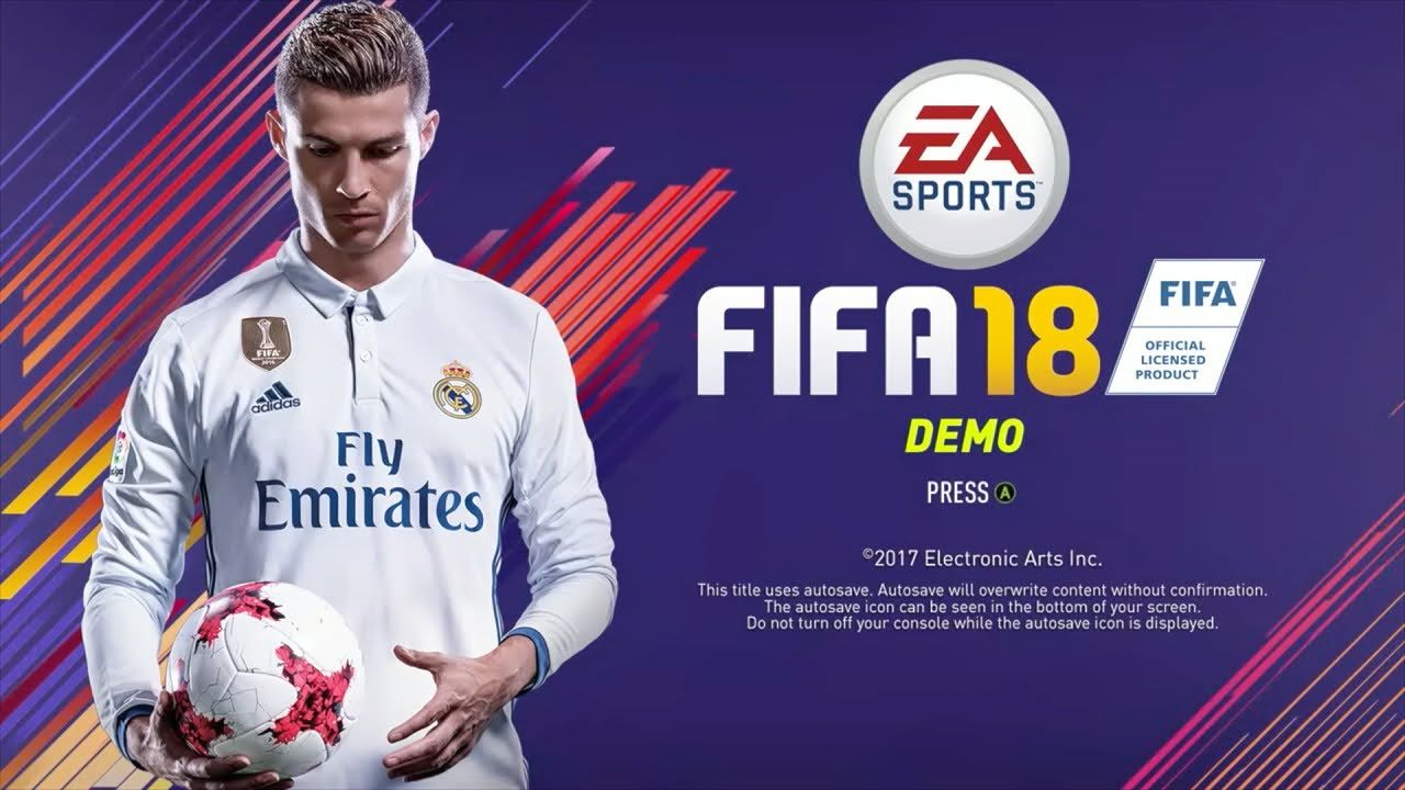 Fifa 18 Free Demo